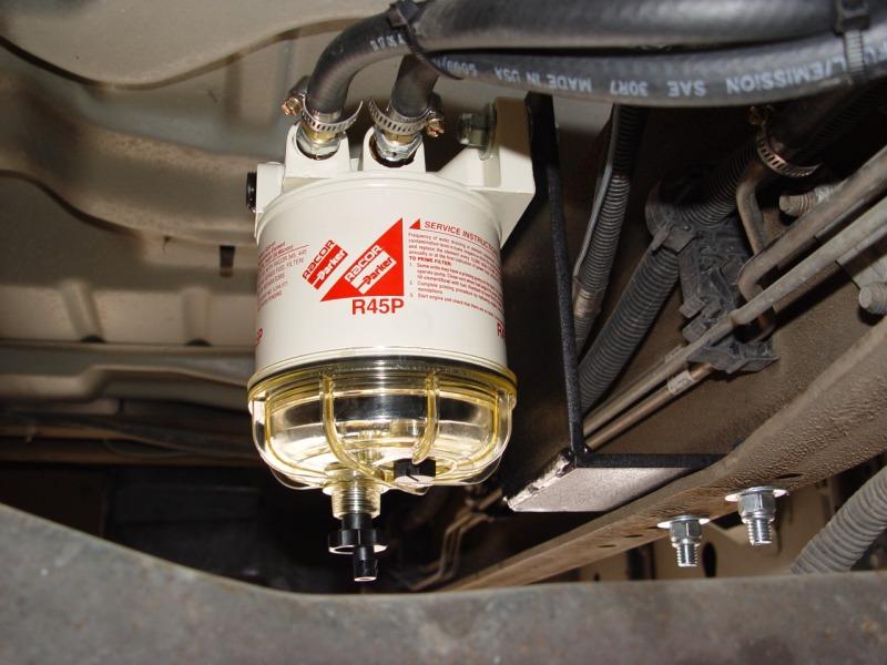 7 3 fuel filter leak